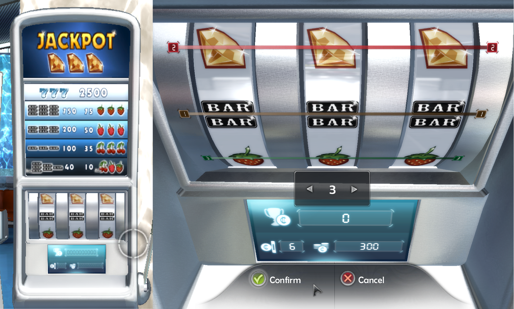 video slot machine tips